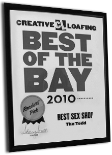 Adult Stores Tampa Creative Loafing 2010 Best Couples Store